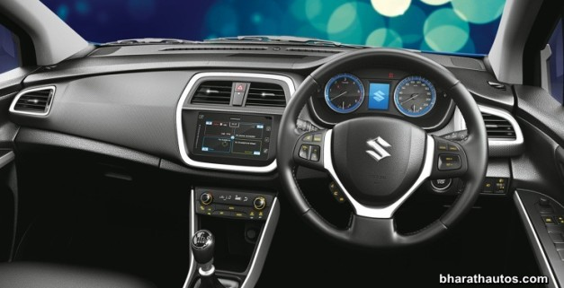 maruti-s-cross-dashboard-india
