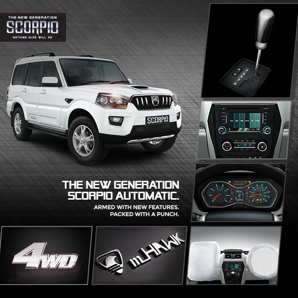 new-mahindra-scorpio-automatic-variant-launched