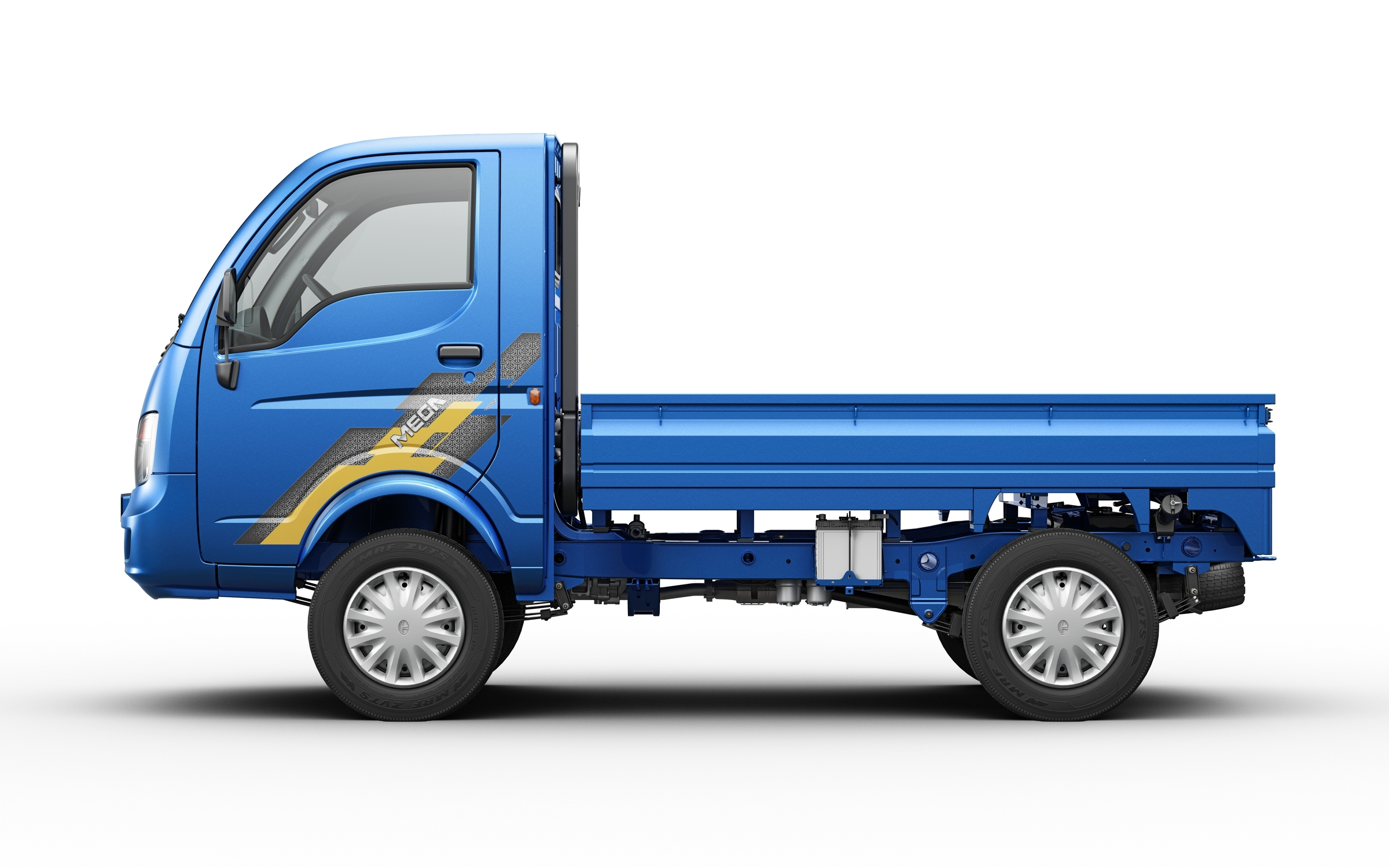 Tata Ace Mega Launched To Slot Between Ace Ht And Super Ace