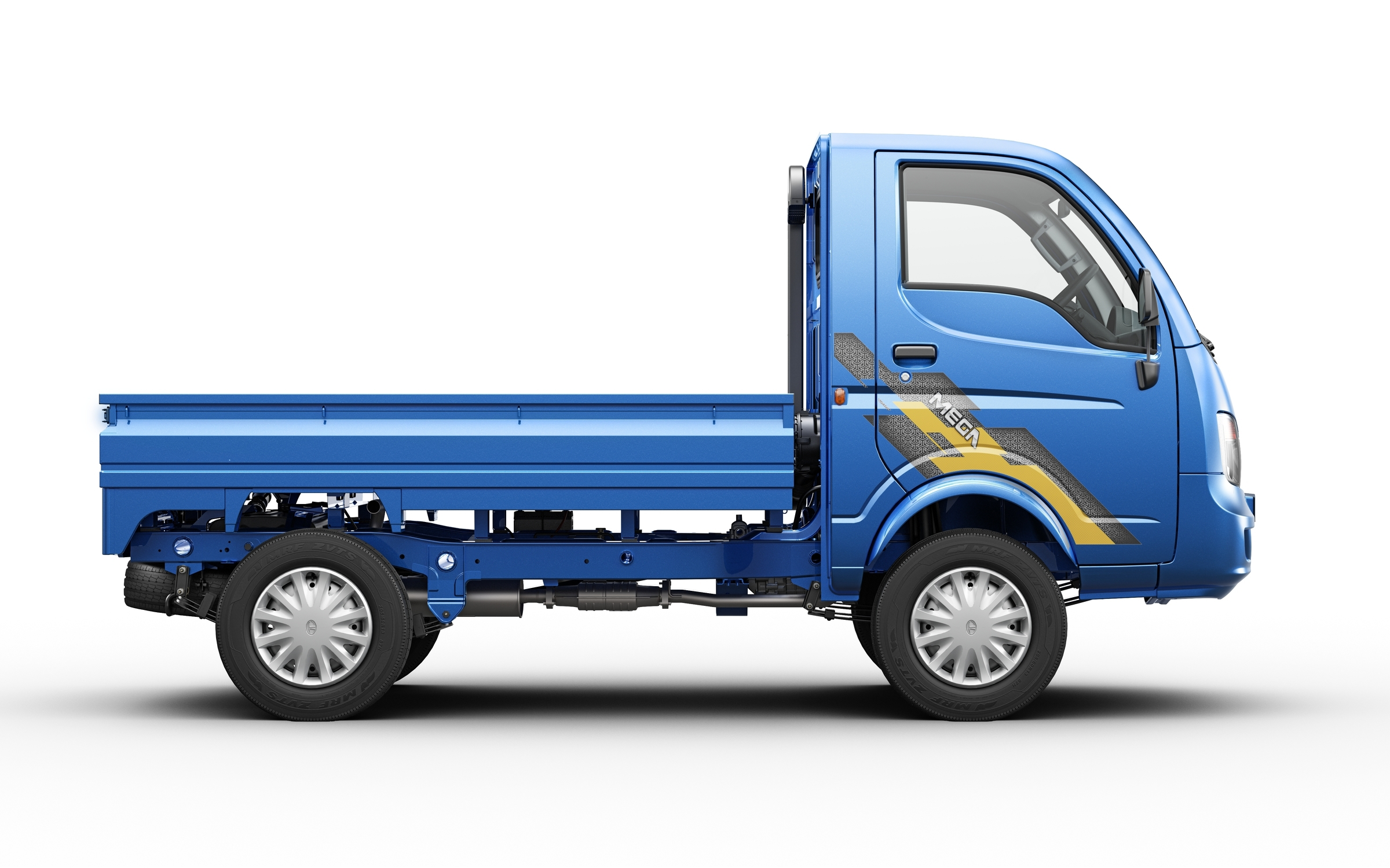 Truck Enthusiast >> Tata Ace Mega launched, to slot between Ace HT and Super Ace
