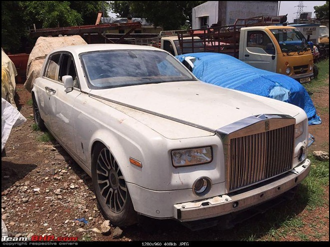 Leena Maria Paul S Abandoned Luxury Cars In Chennai Unluckiest