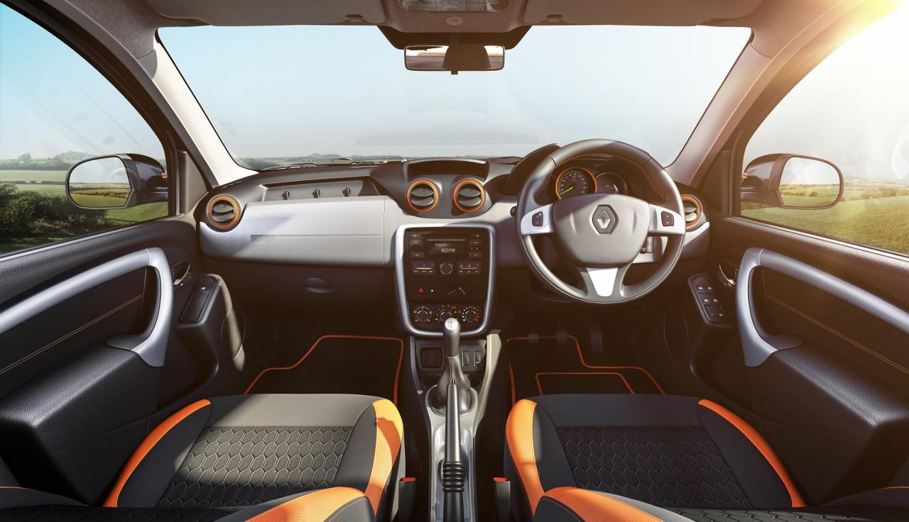 renault duster explore limited edition launched. Black Bedroom Furniture Sets. Home Design Ideas