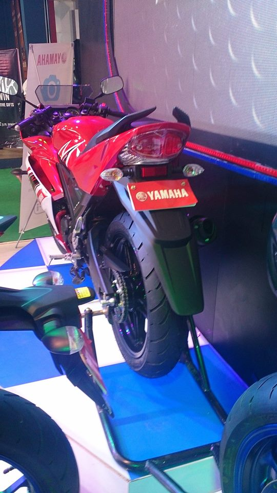 First-gen Yamaha YZF-R15 renamed 'YZF-R15 S', re-launched in
