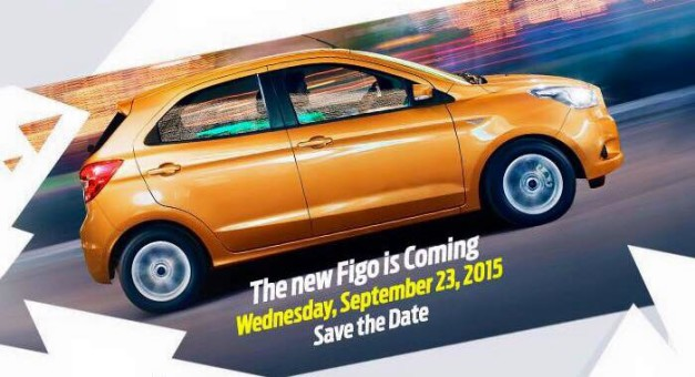 ford-figo-hatchback-india-launch-on-23-september-2015