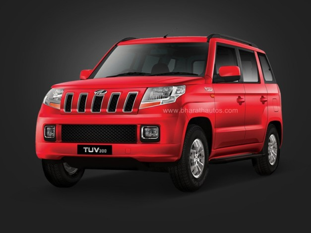 mahindra-tuv300-side-profile