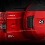 mahindra-tuv300-tailgate-spare-wheel