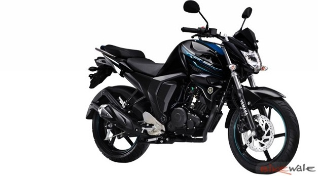 Fz Version 2 Black Colour >> Yamaha FZ-S Version 2.0 (Fi) - four new exciting colours added