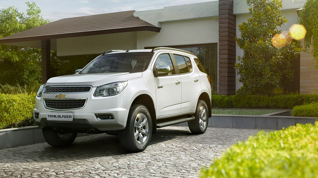 Chevrolet Trailblazer launched in India - Rs. 26.40 lakh ...