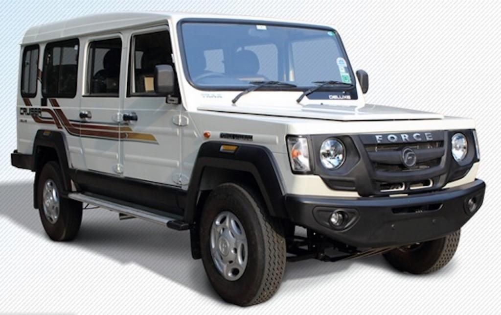Jeep Models 2015 >> Force Trax Cruiser Deluxe and Toofan Deluxe launched in India