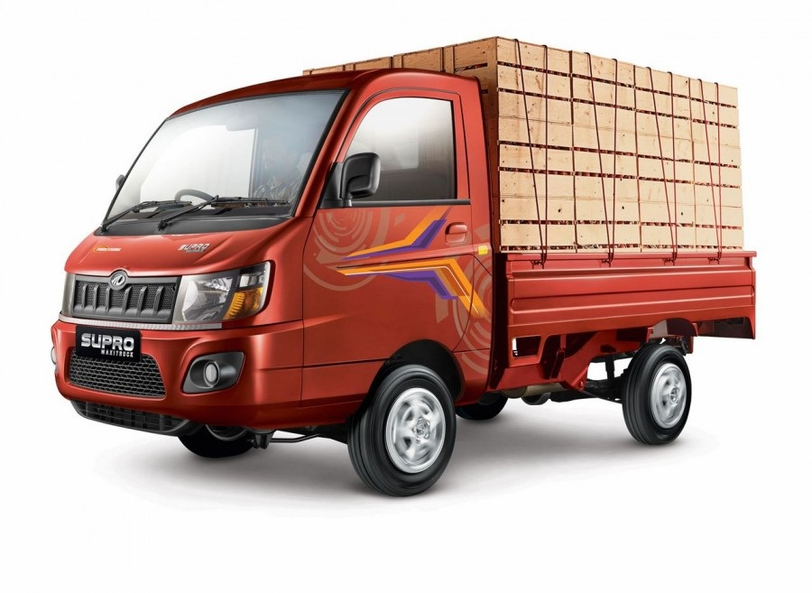 Mahindra Supro Maxitruck And 8 Seater Van Launched Rs 4