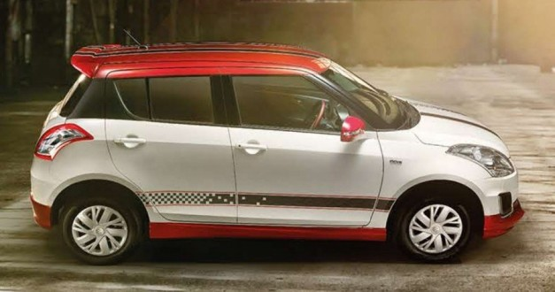 maruti-swift-glory-edition-side-profile