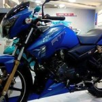tvs-apache-rtr-160-matte-blue-colour-paint-shade