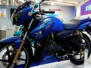 tvs-apache-rtr-160-matte-blue-colour-paint-shade