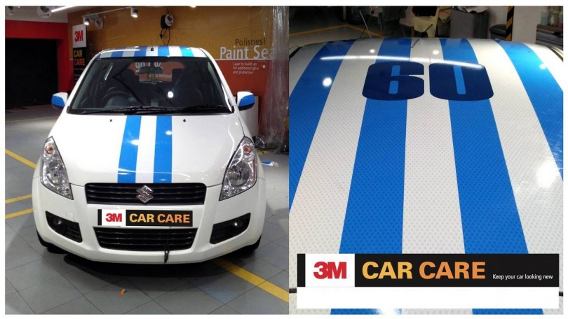3m Car Care Launched Lens Repair Film And Car Roof Wraps
