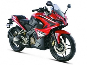 Bajaj Pulsar Rs200 Red Body Colour Disappears From