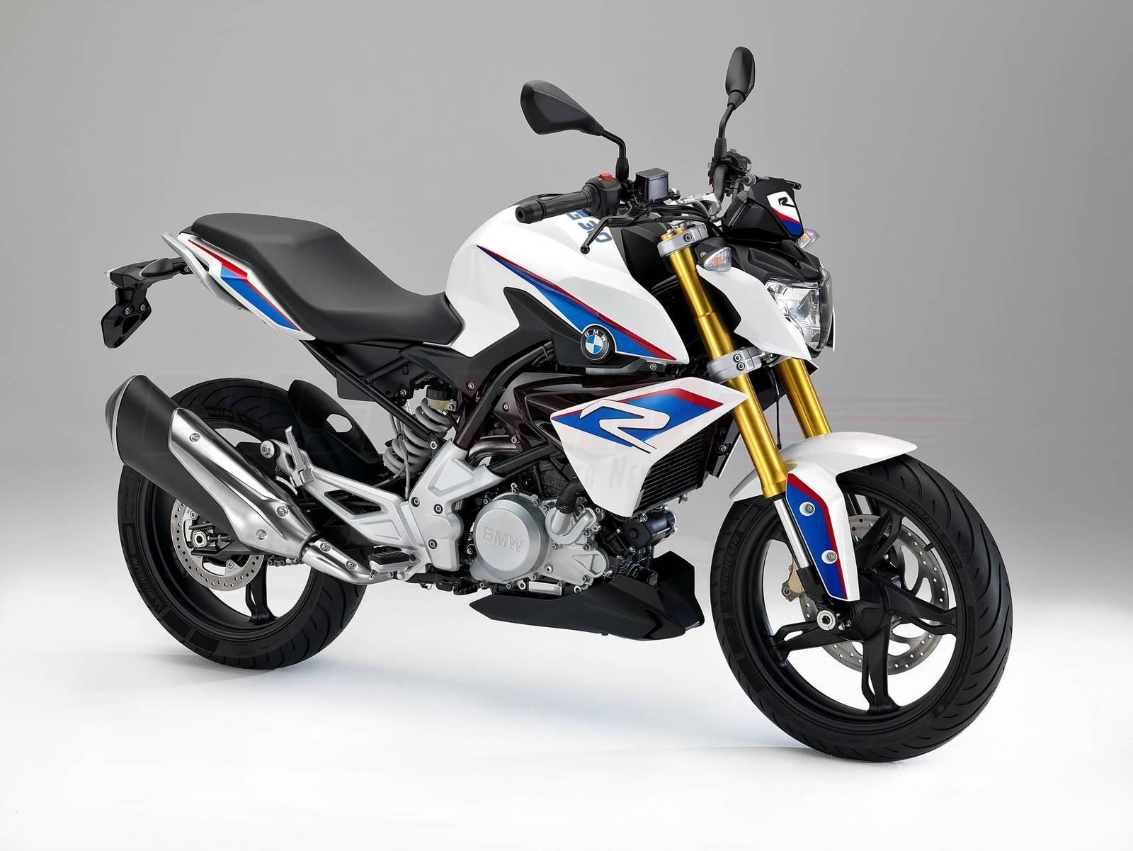 BMW 310r мотоцикл #5