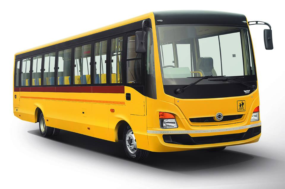 Daimler Ag Launches First Bharatbenz Buses In India