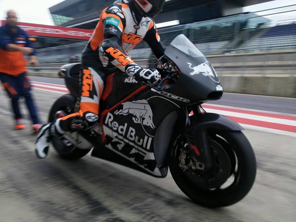 KTM Unveils the RC16 Protoype, Their contender for the 2017 MotoGP season