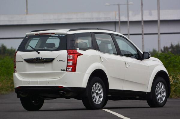 Mahindra Xuv500 Automatic Rear View Bharathautos