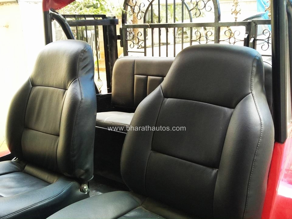 This Highly Modified Maruti Omni Called Buggy Goes