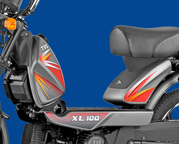 New 2015 Tvs Xl 100 Technical Specification Bharathautos