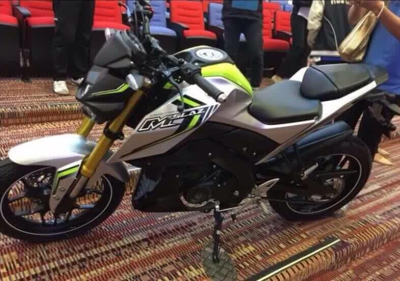 Yamaha mt 15 yamaha m slaz previewed in thailand first for Yamaha motorcycles thailand prices