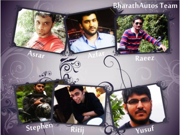 bharathautos-team-asrar-azfar-raeez-stephen-ritij-yusuf
