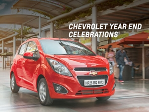 Year End Discounts By Gm India On Chevrolet Cars Benifits Of Upto