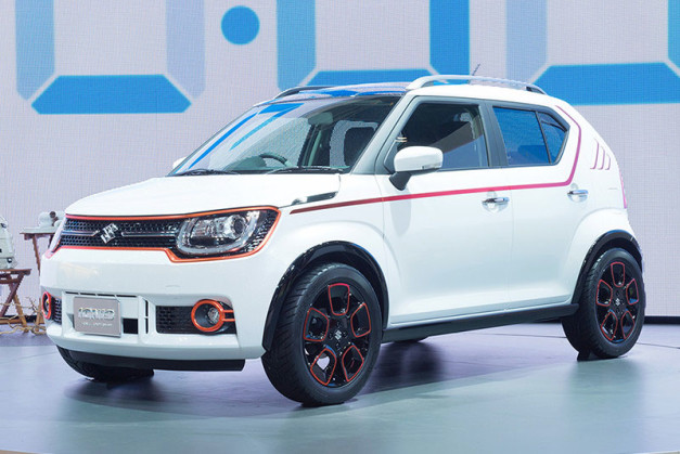 maruti-ignis-suzuki-ignis-india-front-three-quarter