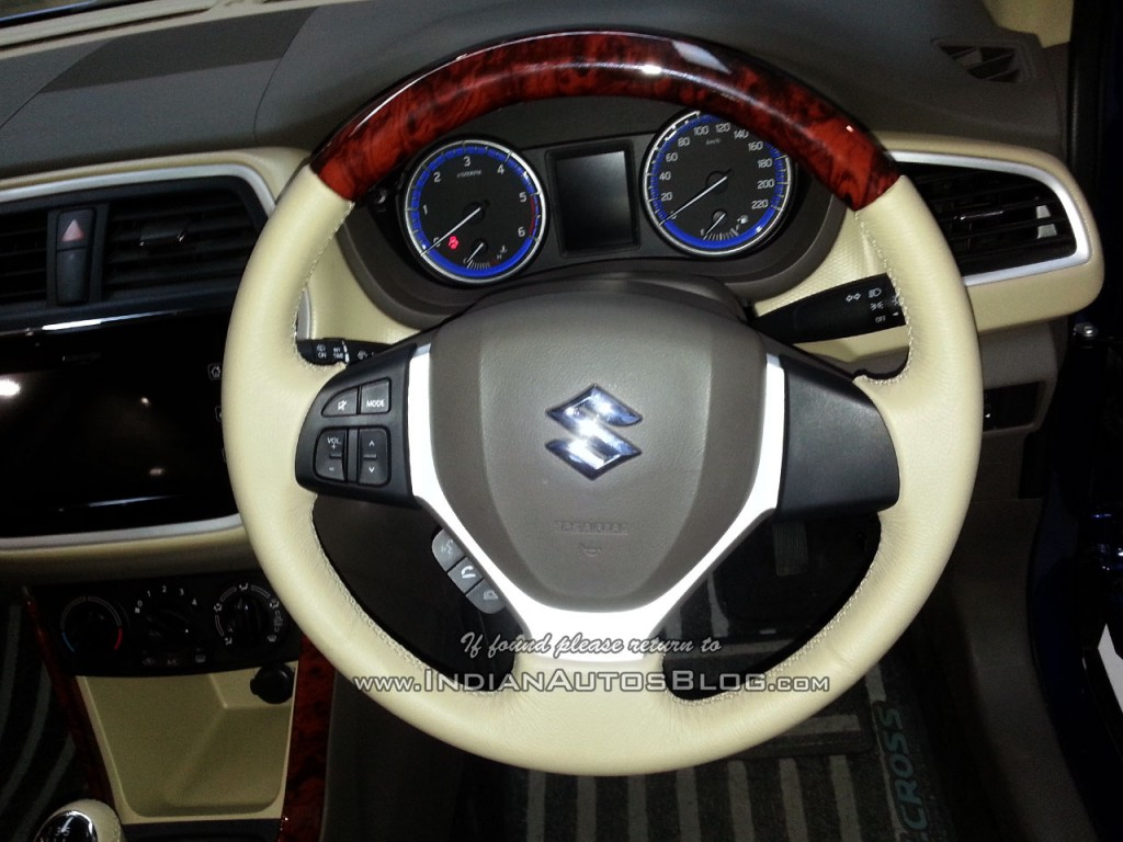 Dealers offer dual-tone interior, wood finish on Maruti ...