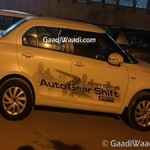maruti-suzuki-swift-dzire-amt-auto-gear-shift-spied