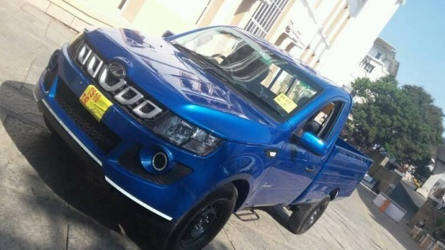 new-2016-mahindra-genio-pick-up-facelift-images-photos-pictures-snaps