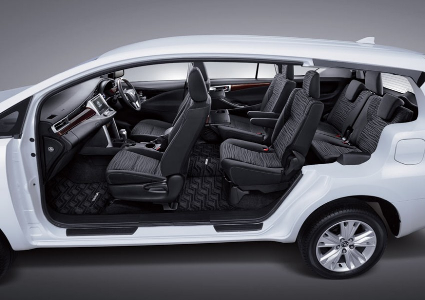 New 2016 Toyota Innova 30 Pix Mega Gallery 4 Minute