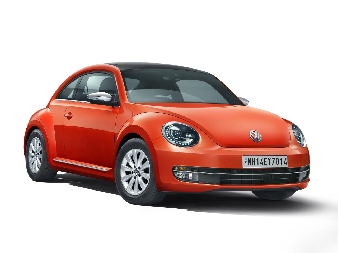 New Volkswagen Beetle On Sale In India Rs 28 73 Lakh