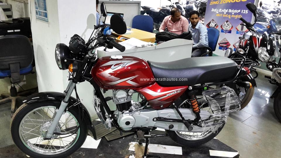 Kawasaki Ctb Review