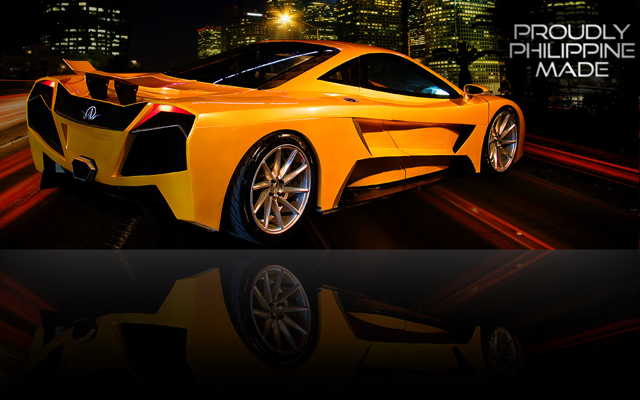 Super Car Price In India >> Filipino brothers manufacture a budget supercar! Aurelio costs INR 22 lakhs in the Philippines