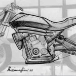 mahindra-150cc-motorcycle-pictures-images-photos-sketch