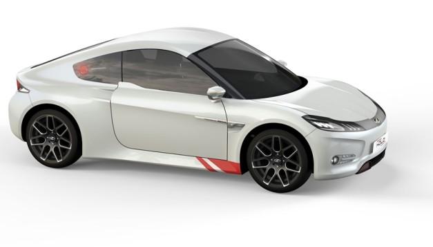 mahindra-halo-electric-car-white-colour