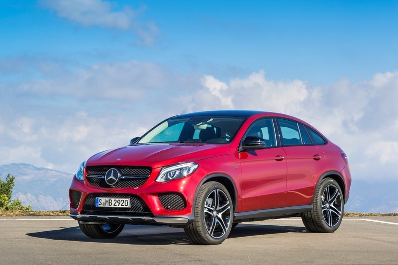 Mercedes benz gle 450 amg coupe on sale in india rs 86 4 for Mercedes benz x6 for sale