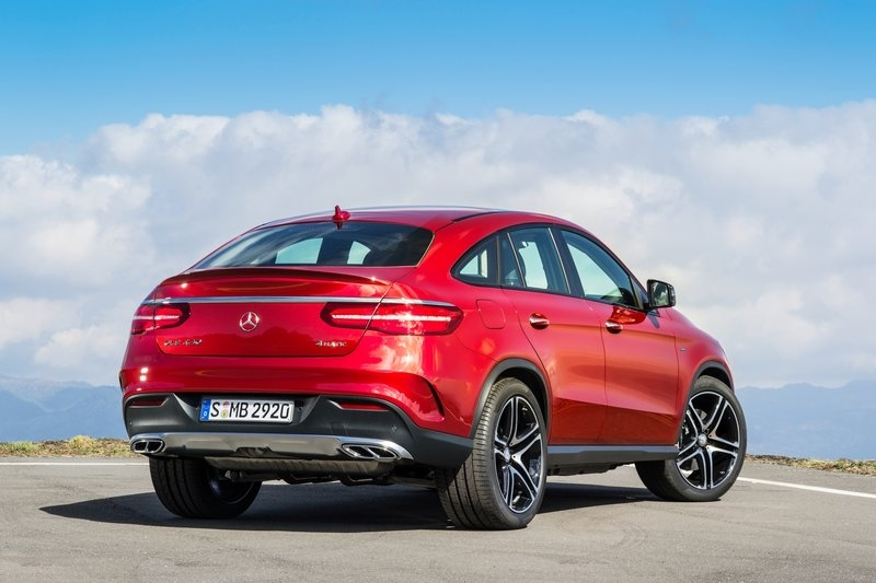 Mercedes Benz Gle 450 Amg Coupe On Sale In India Rs 86 4 Lakh