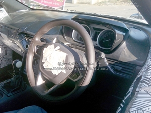 tata-nexon-interior-inside-dashboard-spied