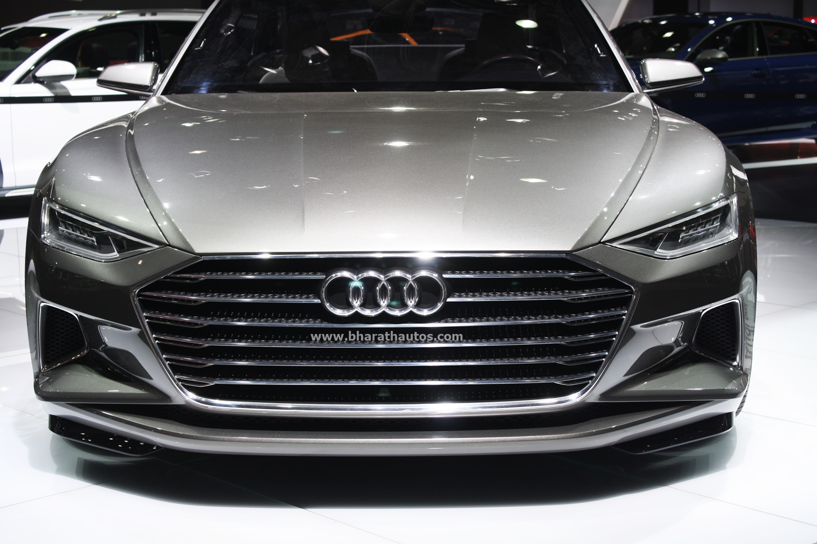 Exciting New Audi Cars At 2016 Auto Expo