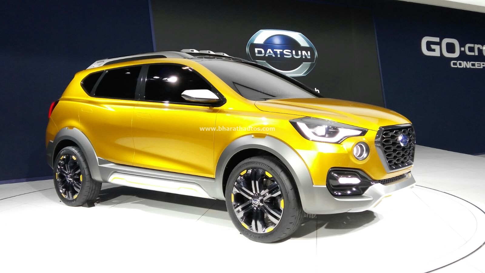 Datsun showcases exciting mix of past, present & future at ...