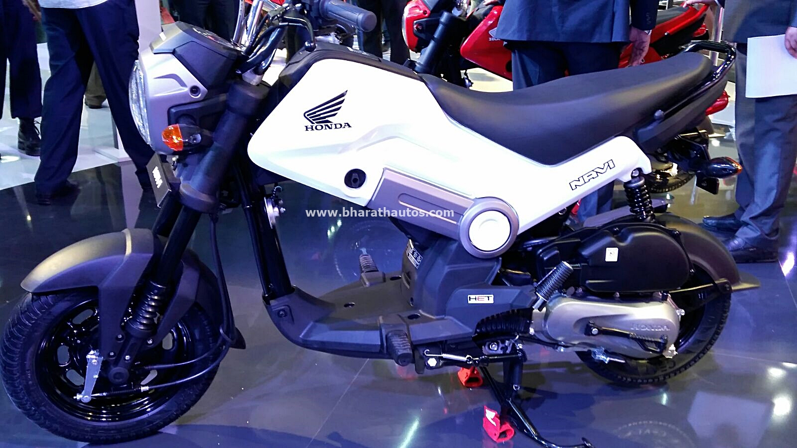 Honda Two-Wheelers India showcases 10 New Models: from ...