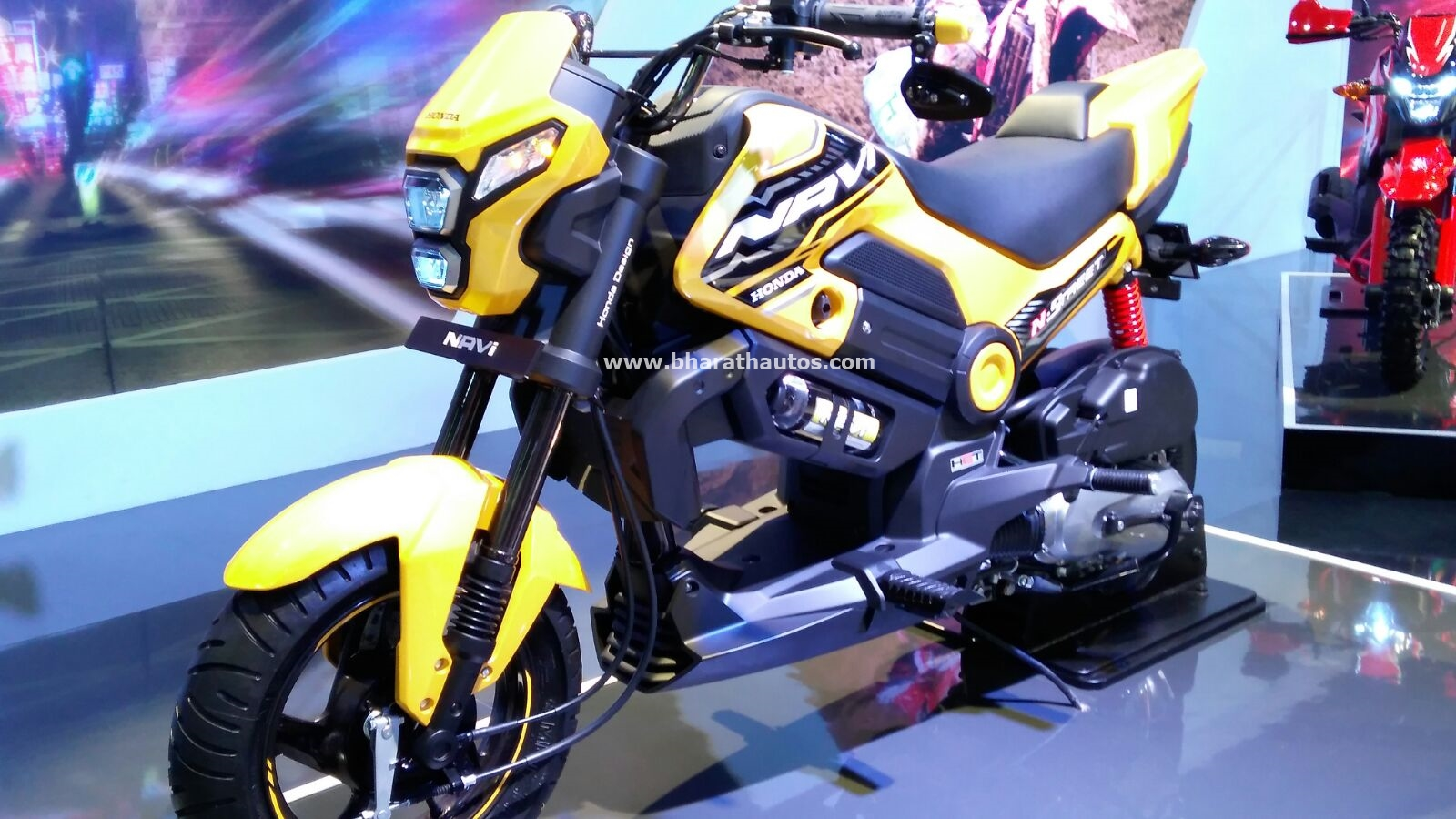 Honda Two-Wheelers India Showcases 10 New Models: From