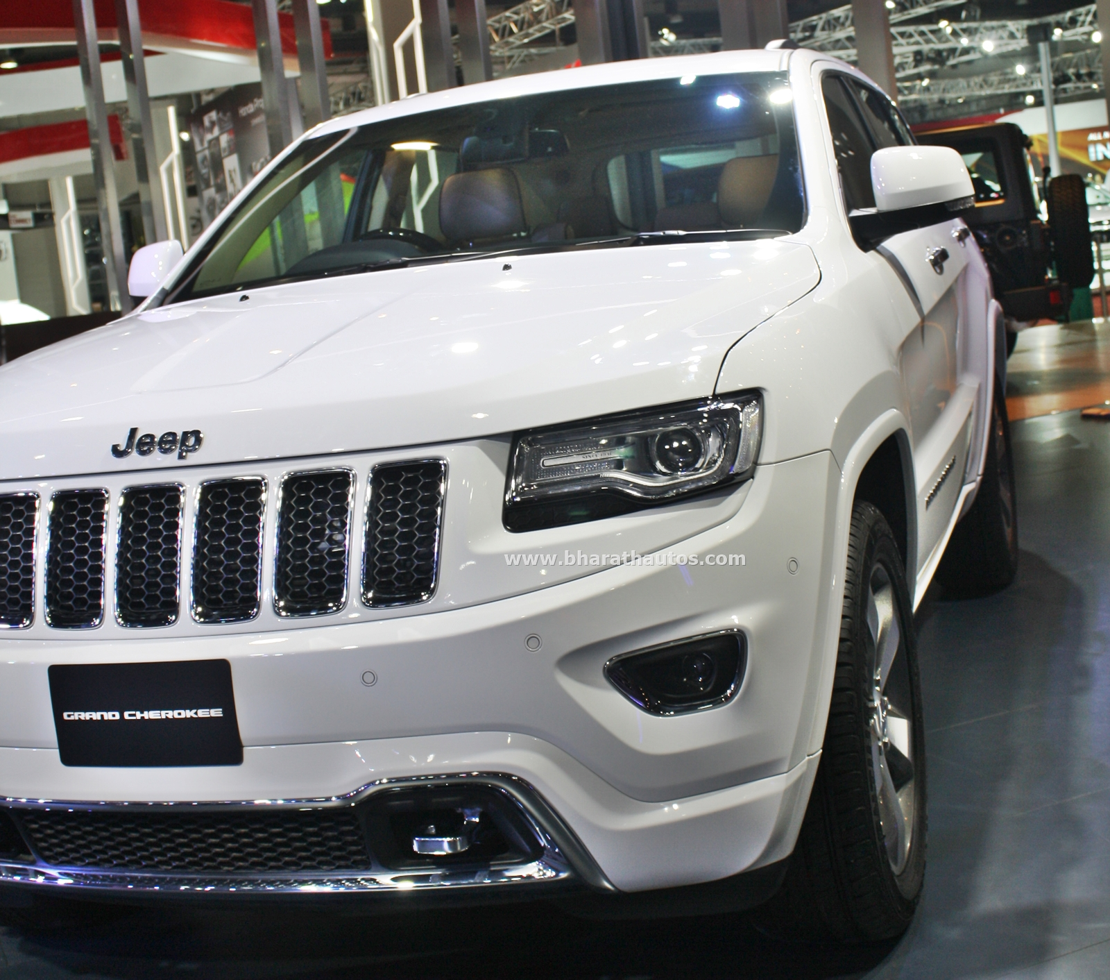 2016 Jeep Cherokee Transmission: Jeep At The 2016 Indian Auto Expo