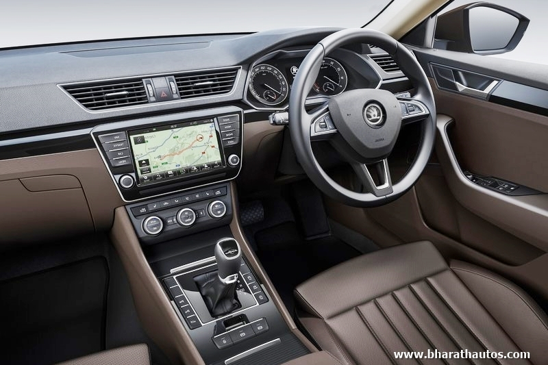 3rd Generation Skoda Superb launched in India - from Rs. 22.68 lakh