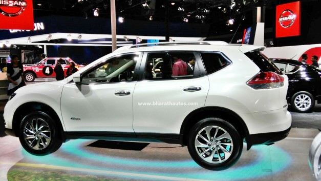 new-nissan-x-trail-hybrid-pictures-photos-images-snaps-2016-auto-expo-side-profile