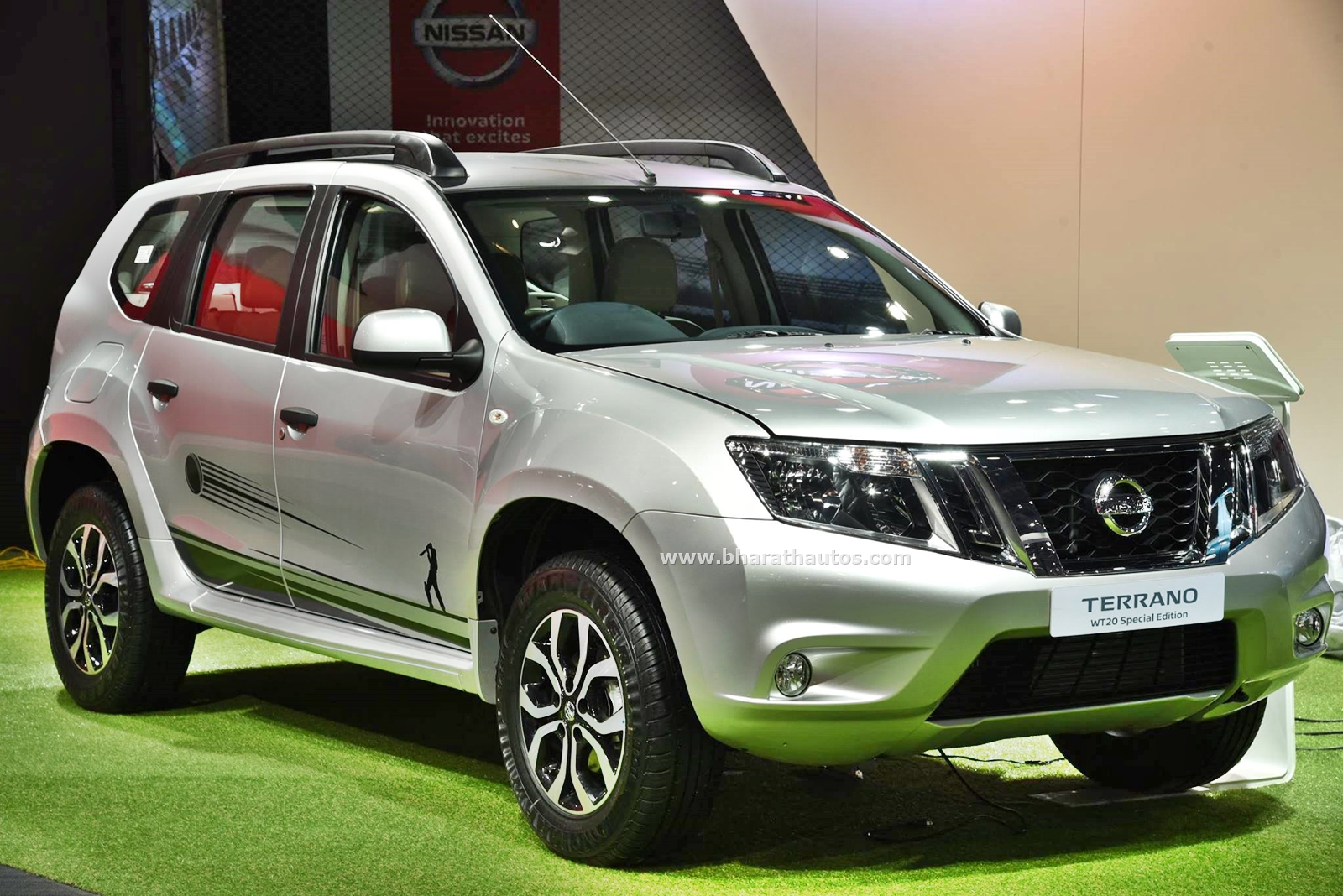 All Around Auto >> Nissan Terrano Special, Terrano T20 & Micra T20 editions - 2016 Auto Expo