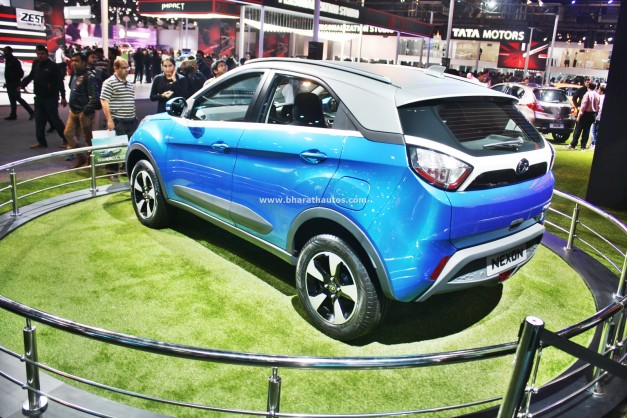 tata-nexon-compact-suv-2016-auto-expo-pictures-photos-images-snaps-rear